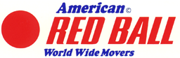 American Red Ball - Long Distance Movers
