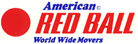 American Red Ball - Long Distance Moving